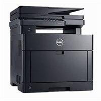 Impresora multifunción a color inteligente de Dell - S2825cdn