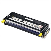 Dell - Alto rendimiento - amarillo - original - cartucho de tóner - para Multifunction Color Laser Printer 3115cn