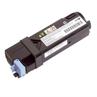 Cartucho de tóner amarillo de capacidad estándar de 1000 páginas para la impresora láser color Dell 2130cn/ 2135cn