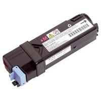 Cartucho de tóner magenta de capacidad estándar de 1000 páginas para la impresora láser color Dell 2130cn/ 2135cn