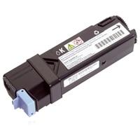 Cartucho de tóner negro de capacidad estándar de 1000 páginas para la impresora láser color Dell 2130cn/ 2135cn