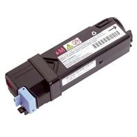 Cartucho de tóner magenta de gran capacidad de 2500 páginas para la impresora láser color Dell 2130cn/ 2135cn
