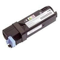 Cartucho de tóner negro de gran capacidad de 2500 páginas para la impresora láser color Dell 2130cn/ 2135cn