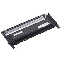 Dell - Negro - original - cartucho de tóner - para Dell 1230c, 1235cn