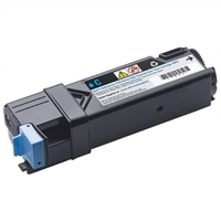 Dell Cartucho de tóner cian de 2500 páginas para las impresoras láser color Dell 2150cn/2150cdn/ 2155cn y 2155cdn