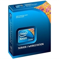 Procesador Primary Intel Xeon E5-2630 v2 de seis núcleos de (2.6GHz Turbo, HT, 15 MB) Dell Precision T5610 (Kit)