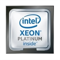 Intel Xeon Platinum 8180 2.5GHz, 28C/56T 10.4GT/s, 38MB caché, Turbo, HT (205W) DDR4-2666 CK