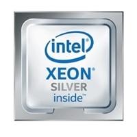 Intel Xeon Silver 4112 2.6GHz, 4C/8T, 9.6GT/s, 8.25MB caché, Turbo, HT (85W) DDR4-2400 CK
