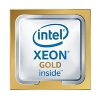 Intel Xeon Gold 6242 2.8GHz, 16C/32T, 10.4GT/s, 22M caché, Turbo, HT (150W) DDR4-2933