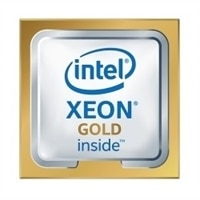 Procesador Intel Xeon Gold 6248 de veinte núcleos de 2.5GHz, 20C/40T, 10.4GT/s, 27.5M caché, 3.9GHz Turbo, HT (150W) DDR4-2933 (Kit- CPU only)