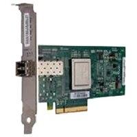 Dell Qlogic 2560, 1 puertos 8Gb adaptador de bus de host de canal de fibra , Bajo Perfil