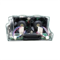 Dell Networking S4048-ON DC IO a PSU Airflow Bundle, 2x DC PSU, 3x ventiladore Tray