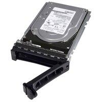 """Dell 2TB 7.2K RPM SAS Near Line 12Gbps 512n 2.5"""" De Conexión En Marcha Disco duro 3.5"""" Portadora Híbrida , CusKit"""