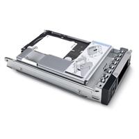 """Dell 900GB 15K RPM SAS 12Gbps 512n 2.5"""" De Conexión En Marcha Unidad 3.5"""" Portadora Híbrida"""