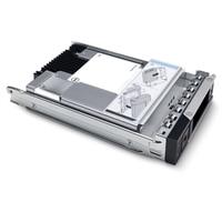 """Dell 1.6 TB Unidad de estado sólido SCSI serial (SAS) Uso Mixto 12Gbps 512e 2.5"""" Unidad De Conexión En Marcha , 3.5"""" Portadora Híbrida - AG, 3 DWPD, 8760 TBW, CK"""