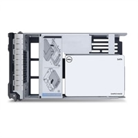 "Dell 480GB SSD SATA Uso Mixto 6Gbps 512e 2.5"" Unidad en 3.5"" Portadora Híbrida S4610"