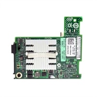 Tarjeta secundaria Dell Intel 82599 de 10 GbE de doble puerto para servidores Dell PowerEdge C6100/C6105/C6145