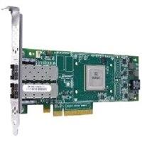 Dell Qlogic 2662, Dual puertos 16Gb adaptador de bus de host de canal de fibra, Bajo Perfil