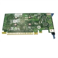NVIDIA GeForce GT 730 - Instalación del cliente - tarjeta gráfica - GF GT 730 - 2 GB perfil bajo - 2 x DisplayPort - para OptiPlex 3060 (SFF), 5060 (SFF), XE3 (MT, SFF)