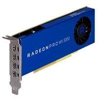 AMD Radeon Pro WX3200 4 GB, bajo perfil