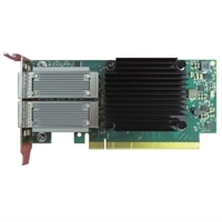 Mellanox ConnectX-4 Dual puertos 40/100GbE, QSFP28, PCIe de adaptador, perfil bajo, Customer Install