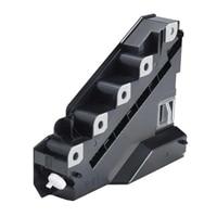 Contenedor de desechos de cartuchos de tóner Dell para las impresoras láser color Dell C3760n/C3760dn/C3765dnf
