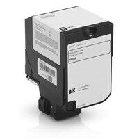Tóner negro de Dell 6KV2D: cartucho de tóner Negro para 20.000 páginas (de alto rendimiento, uso y devolución) para la impresora láser Dell S5840cdn, 593-BBYG
