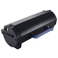 Tóner Dell CH00D: cartucho de tóner Negro para 8500 páginas (rendimiento, uso y devolución estándar) para las impresoras láser Dell S2830dn, 593-BBYQ