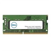 Memoria de actualización Dell - 4GB - 1RX8 DDR3L SODIMM 1600MHz