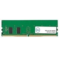 Dell actualización de memoria - 8GB - 1Rx8 DDR4 RDIMM 3200MHz