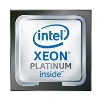 Intel Xeon Platinum 8160 2.1GHz, 24C/48T 10.4GT/s, 33MB caché, Turbo, HT (150W) DDR4-2666 CK