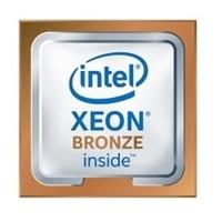 Procesador Intel Xeon Bronze 3204 de seis núcleos de 1.9GHz, 6C/12T, 9.6GT/s, 8.25M caché, 1.9GHz Turbo, HT (85W) DDR4-2133 (Kit- CPU only)