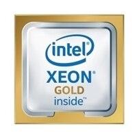 Procesador Intel Xeon Gold 5218R de veinte núcleos de 2.1GHz, 20C/40T, 10.4GT/s, 27.5M caché, Turbo, HT (125W) DDR4-2666