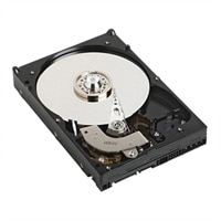 Disco duro Serial ATA 6Gbps 512e 3.5 pulgadas Unidades De Conexión Por Cable de 7,200 RPM de Dell - 6 TB