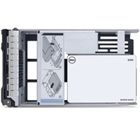 "Dell 960GB SSD SATA Lectura Intensiva 6Gbps 512e 2.5"" Unidad en 3.5"" Portadora Híbrida S4510"