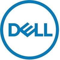 Fuente de alimentación No-redundante Configuración de 1100 vatios de Dell