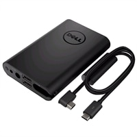 Dell Power Companion (12 000 mAh): PW7015MC: banco de alimentación de laptops (43 Wh)