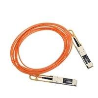 Dell De conexión en red cable, QSFP+, 40GbE óptico activo (sin necesita óptica), hasta 3Meter