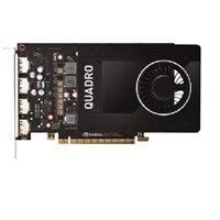 NVIDIA Quadro P2000, 5GB, 4 DP, (Precision)(kit del cliente)