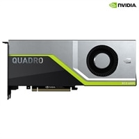 NVIDIA® Quadro® RTX 6000 24GB, 4x DP + 1x Virtual Link, RT núcleos, Tensor núcleos, (Precision)