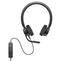Auriculares estéreo Dell Pro: WH3022