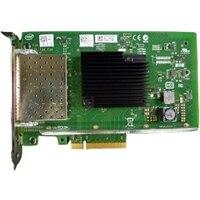 Dell Intel X710 cuatro puertos 10Gb conexión directa, SFP+, Adaptador de red convergente
