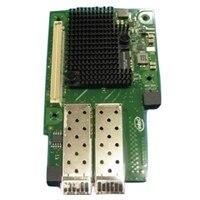 Dell Dual puertos y Intel X710, 10Gb, SFP+ Mezzanine adaptador y Bracket