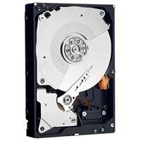 Disque dur De proximité SAS 12Gbps 512n 2.5 po Enfichable à Chaud Dell à 7200 tr/min de 2 To