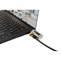 Câble de sécurité ClickSafe à combinaison utilisable avec tous les ordinateurs portables et toutes les tablettes Dell