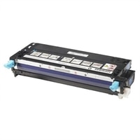 Dell 3110/3115cn cartouche de toner cyan de capacite haute - 8000 pages