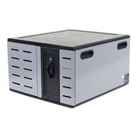 Ergotron Zip12 Charging Desktop Cabinet - meuble de rangement
