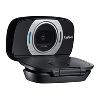 Logitech HD Webcam C615 - Webcam - couleur - 1920 x 1080 - audio - USB 2.0