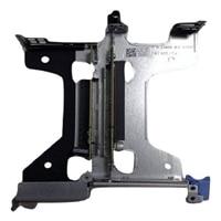 Riser con Due x16 PCIe Gen3 LP slot (x16 PCIe lanes), R430, CusKit