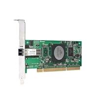 Scheda HBA Dell Qlogic 2660 Single Port Fibre Channel 16 GB basso profile
